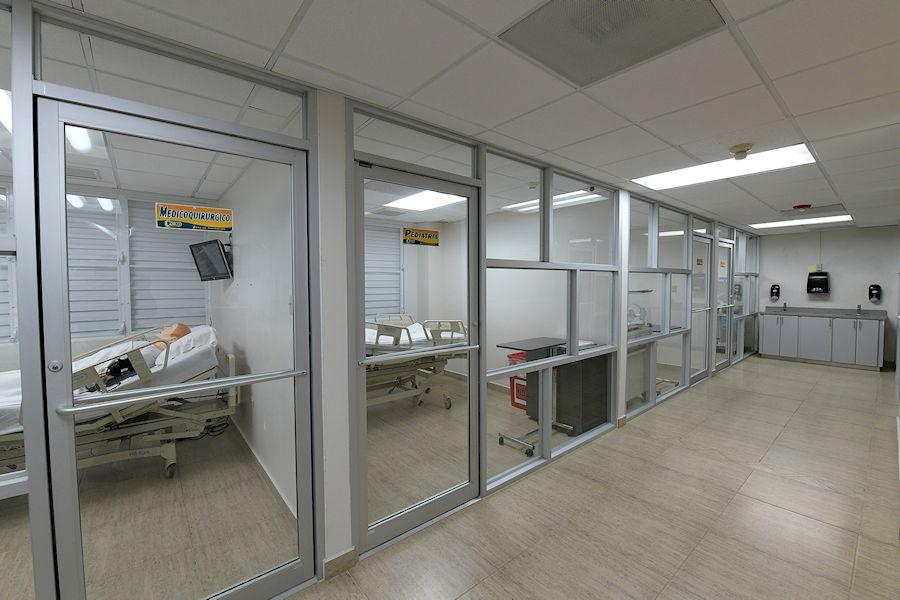Centro de Simulación