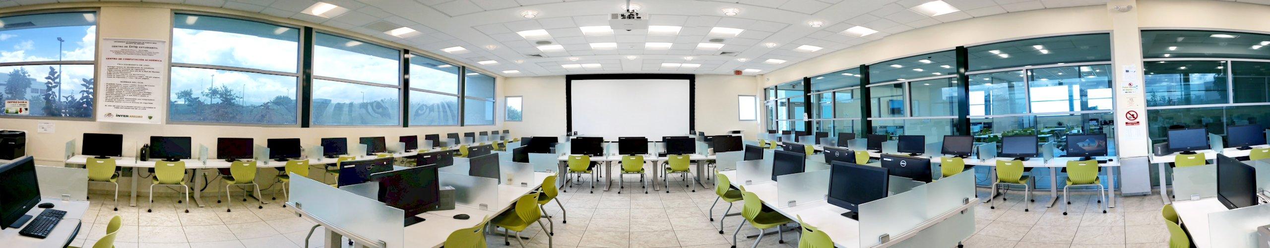 Imagen del Centro de Computación Académica
